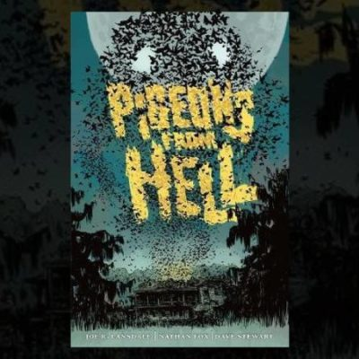 Pigeons from Hell Book Cover
