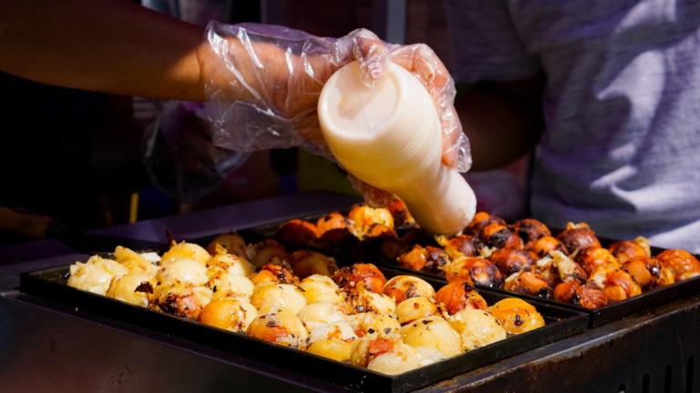 Takoyaki Recipes Offer Insights into Japan's Culinary History