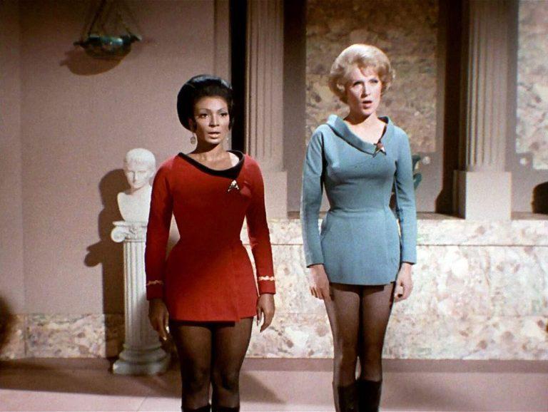 Starfleet's Finest: A Closer Look at the Women of Star Trek