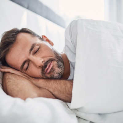quality sleep concept