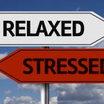 relaxed vs stressed